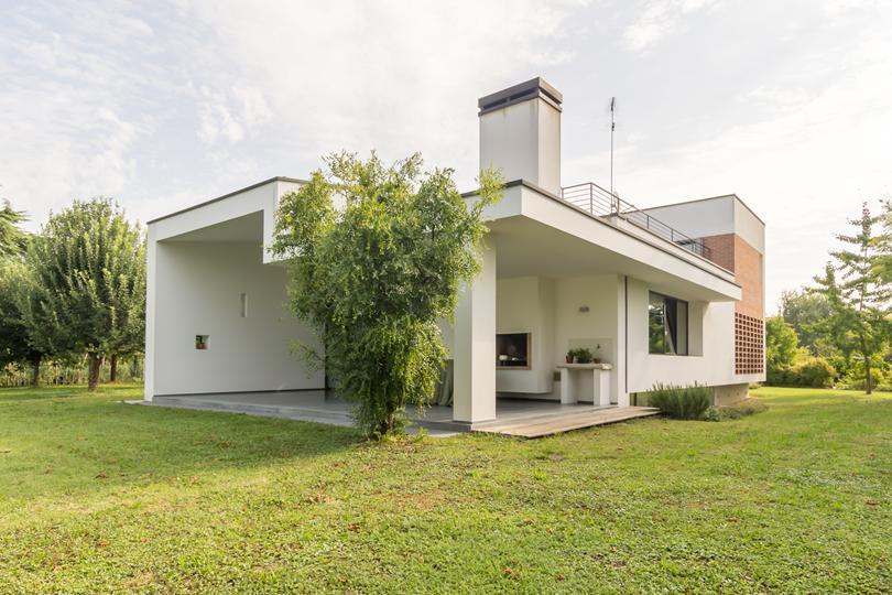 MESTRE FAVORITA – Prestigiosa Villa Singola di recente costruzione