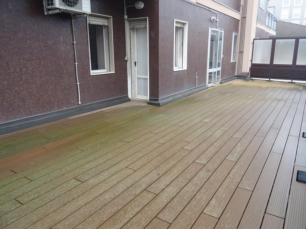 MESTRE CENTRO – Appartamento con terrazza abitabile.